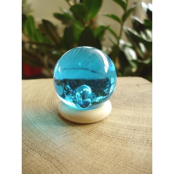 Silizium-Kugel Aquamarin