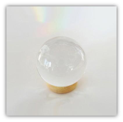Silizium-Kugel Kristall