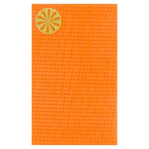 Tachyon Energy Card FOOD orange A5