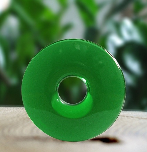 Chakra-Xyluriz 4 Smaragdgrün